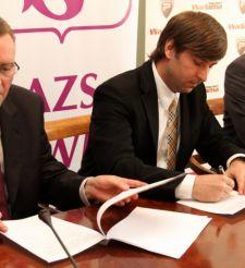 POL-MOT Warfama S.A. głównym sponsorem siatkarzy AZS UWM Olsztyn