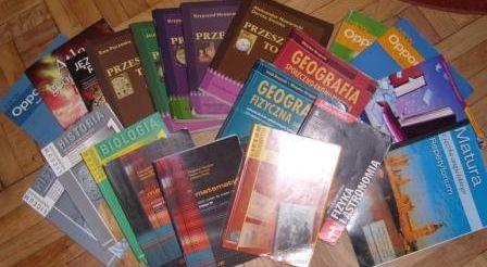 Dofinansowanie do podręczników szkolnych