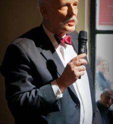 Janusz Korwin-Mikke w Olsztynie – wykład otwarty na UWM