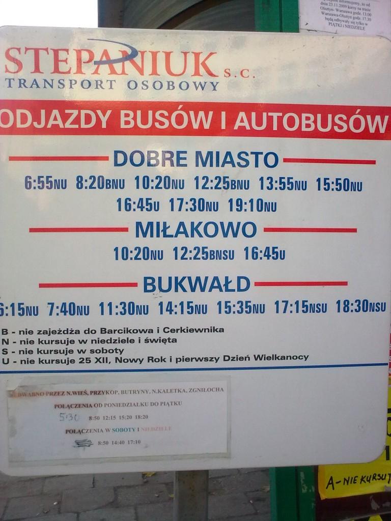 rozkad busw z ol do 890894490 768x1024 Rozkład jazdy busów