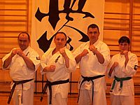 VII Mistrzostwa Województwa Warmińsko - Mazurskiego Karate Kyokushin