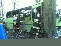 Wypadek pod Dobrym Miastem