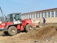 Dobre Miasto: Ruszyła budowa basen