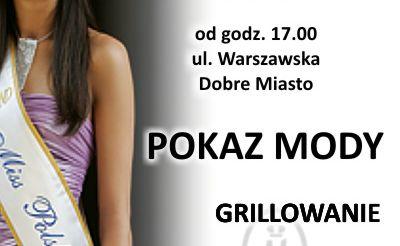 Półfinalistki Narodowego Konkursu Miss Polski w Dobrym Mieście