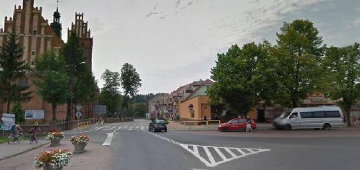 Dobre Miasto w Street View