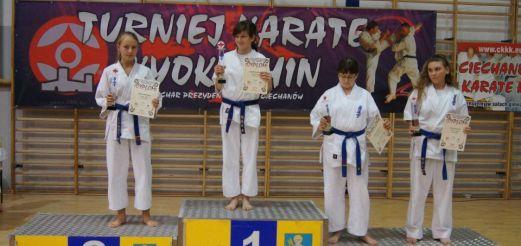 Zawody karate – II Turniej w Ciechanowie